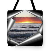 Shutter-view Tote Bag