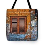 Shuttered Tote Bag