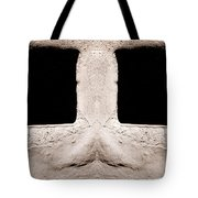 Shutterface Tote Bag