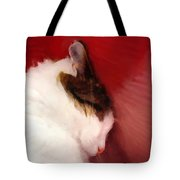 Shutting Out The World Tote Bag
