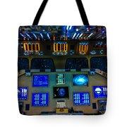Shuttle Dash Tote Bag