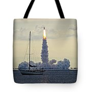 Shuttle Endeavour Tote Bag