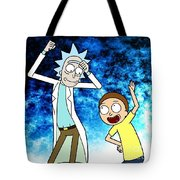 Shwiftyness Level Over 9000 Tote Bag