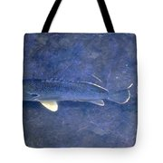 Shy Away Tote Bag