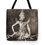 Siam: Dancer, C1870 Tote Bag