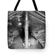 Siberia: Convict Barracks Tote Bag