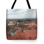 Sibiu 3 Tote Bag