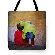 Sibling Love Tote Bag