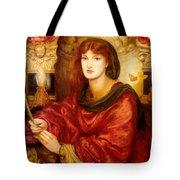 Sibylla Palmifera Tote Bag