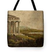 Sicilian Scenery 1823 Tote Bag