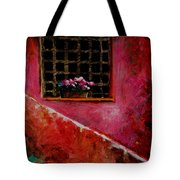 Sicilian Window Tote Bag