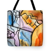 Sickness And Healing Tote Bag
