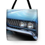 Side-lighting Buick Tote Bag