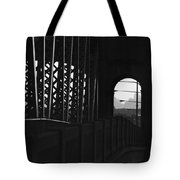 Side Of The Bridge  Tote Bag