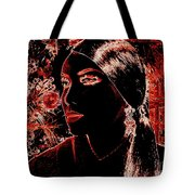 Side Pony Paula Tote Bag