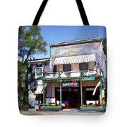 Side Street Cafe Los Olivos Ca Tote Bag