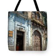 Side Street Homes Antiqua Guatemala 3 Tote Bag