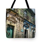 Side Street Homes Antiqua Guatemala 5 Tote Bag