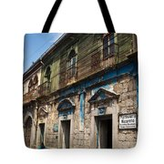 Side Street Quezaltenango Guatemala Tote Bag