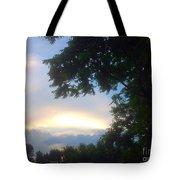 Side Ways Glance Of Nature Tote Bag
