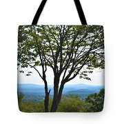 Sideling Hill Lookout  Tote Bag