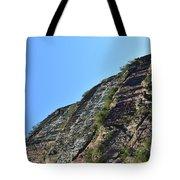 Sideling Hill Rock Tote Bag