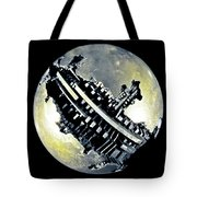 Sidereal Planet Tote Bag