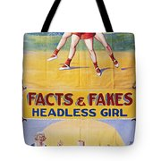 Sideshow Poster, C1975 Tote Bag by Granger