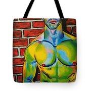 Sidewalk Sale Tote Bag