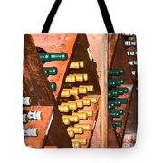 Sideways Tote Bag