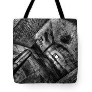 Sideways Hall Tote Bag