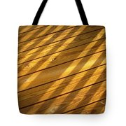 Sideways Sunshine Tote Bag