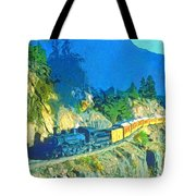 Sidewinder Tote Bag