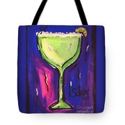Sidzart Pop Art Series 2002 Margarita Baby Tote Bag