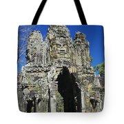 Siem Reap, Angkor Thom Tote Bag