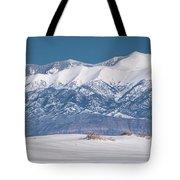 Sierra Blanca Tote Bag