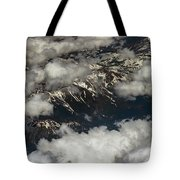 Sierra Nevada Mountains  Tote Bag