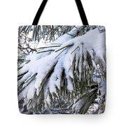 Sierra Winter Tote Bag