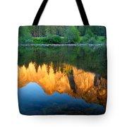 Sierras Reflected Tote Bag