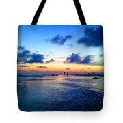 Siesta Key Sunset 1 Tote Bag