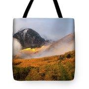 Siever's Mountain Tote Bag