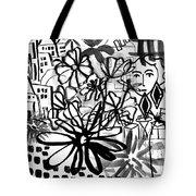 Sightseeing 2- Art By Linda Woods Tote Bag