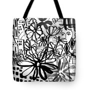 Sightseeing 2- Art By Linda Woods Tote Bag
