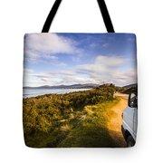 Sightseeing Southern Tasmania Tote Bag