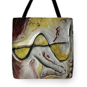 Sigil Of Long Life Tote Bag