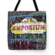 Sign Of The Times Tote Bag