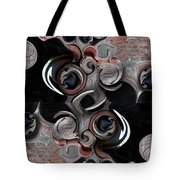 Significance And Abstraction Tote Bag
