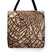 Signs - Tile Tote Bag