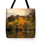 Signs Of Autumn  Tote Bag