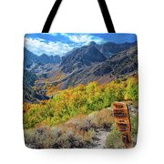 Signs Of Grandeur  Tote Bag